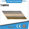 34 degree 3.05mm*75mm good quality wire staples of all length staples factory nail factory