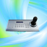 CCTV Camera Keyboard Controller Security System VISCA USB Video Conference System