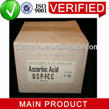We have 5 partner factories support for your order Ascorbic Acid DC