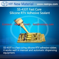 SS-433T Fast Cure Silicone RTV Adhesive Sealant (with high quality)