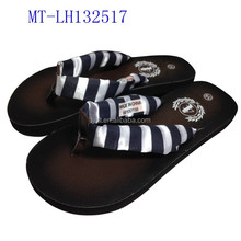 Good Quality Satin Strap 2015 Top Sales Slippers Lady