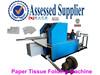 L folding Tissue Converting Machine for special design