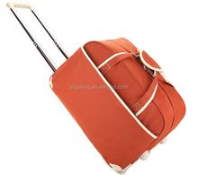 MQTUN High Quality polyester trolley bag ,waterproof trolley bags ,luggage