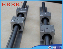 Fine appearance bearing steel slide unit for semiconductor