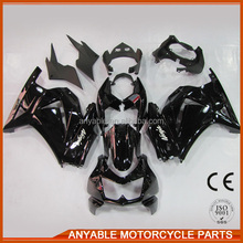 2014 newest hot selling for kawasaki ninja 250r 2008-2012 dirt motorcycle plastics fairing mudguard kit