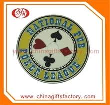 Customized Plated Silver Metal Coin and Gold Coin