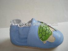 lindo de lona de moda zapatos de bebé