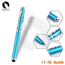 SHIBELL high quality metal red laser pen, business gift led torch pen, medical laser pen