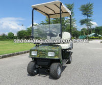 CE approved chinese golf electric fish cart with 1kw24volt dc motor