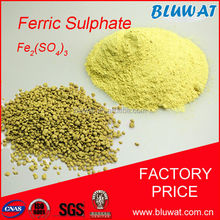 Better Water Adaptation Ferric Sulfate