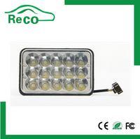 Led light bar work light 10-30vdc, 45w cre led worklight