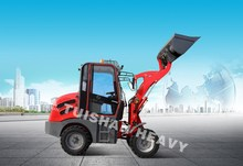 mini 0.8ton front wheel loader well made with competitive price hot sale