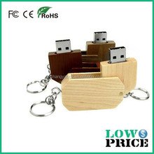 Top selling cheapest novelty wooden usb flash drive with whole warranty