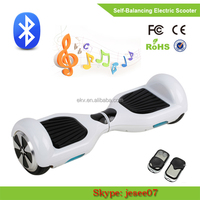 Super Quality 6.5 inch 13 styles adult 2 Wheels Smart Balance Electric Scooter Hover board Motorized Skateboard Standing Skate