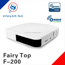 Latest version smart home automation systems Z-wave gateway with low power consumption