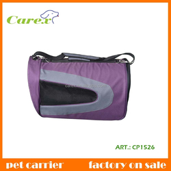 High Quality 600D carrier and hand pet bag