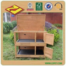 DXR015-T 2 Story Wooden Pet Squirrel Cages