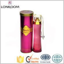 beautiful design 100ml graceful parfum for lady