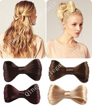Gaga Chic Blonde Lady Hair Bow