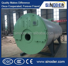 Horizontal type steam boiler / steam boiler price / oil fired steam boiler with high efficiency
