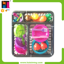 Wholesale Pretend Play Toy Plastic toys kitchen play set For Kids