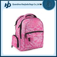 China manufacturers Teens fabric for backpack, trendy girl patterns for backpack