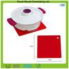 FDA LFGB SGS approval silicone heat resistant hot pot disc mat