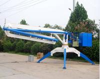 Concrete pump Distributor/13m 15m 17m 18m Mobile Hydraulic Spider Concrete Placing Boom/