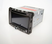 """7"""" Touch Screen Android Car DVD for SSANGYONG RODIUS 2014 With GPS Navigation"""