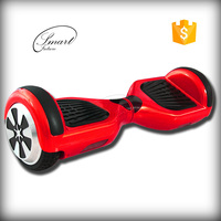Skate Board Two Wheels Electric Self Balancing Scooter With LED Light