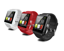 U8 smart watches with water proof multi language