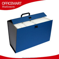 plastic handle paper file box