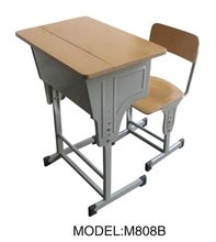 powerful metal study table for school