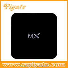 amlogic 8726 mx tv box a9 dual core android smart tv box paypal & escrow payment accept tv box