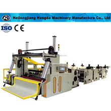 Automatic non-woven/dust-free fabric slitting and rewinding machine for paper making Professional manufacturer