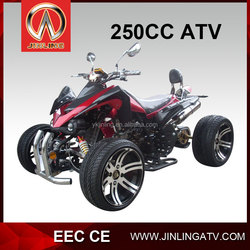 2015 New 250cc Cheap ATV For Sale EEC Street Legal ATV