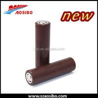 lg hg2 18650 3000mah 3.7 nominal voltage imr 18650 battery for lava tube battery