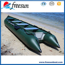 Inflatable KaBoat 2 Persons Fishing Inflatable Kayak Inflatable