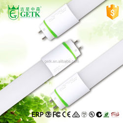 T8 LED Light Tube, 4ft, 22W (70W equivalent), 6500K(Day White), Dual-Ended Power,Frosted Cover