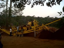 Iron Ore Mine Rejections for Sale