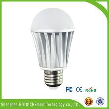 2015 music led bulb , Wireless Smart RGB LED Light Bulb