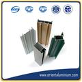 tipos de perfiles de aluminio