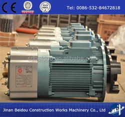 2000kg certificated construction elevator, hoist