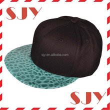 custom flat brim mens hats wholesale snapback cap and hats