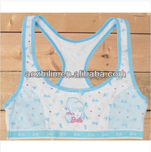 Young Girls Lovely Printed Cotton Top