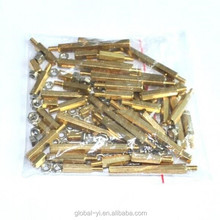 Trade Assurance Gold Supplier Essential copper M3 pillars + nut pack for freescale smart car