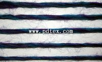 1.3nm wool/acrylic slub yarn