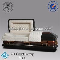 Top quality casket coffin(1812)