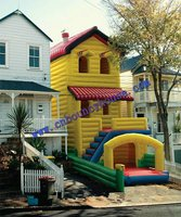 Giant Inflatable Bounce House with 3 storeys(BC-1213)