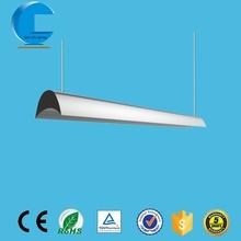 Modern design lighting product 120W 80LM/W IP40 lower glare led pendant light for ring light